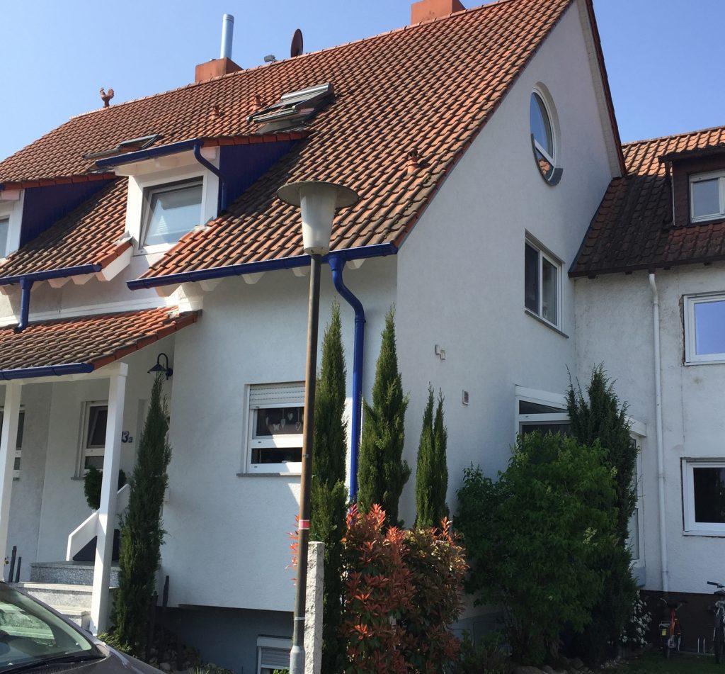 Einfamilienhaus in Rheinstetten
