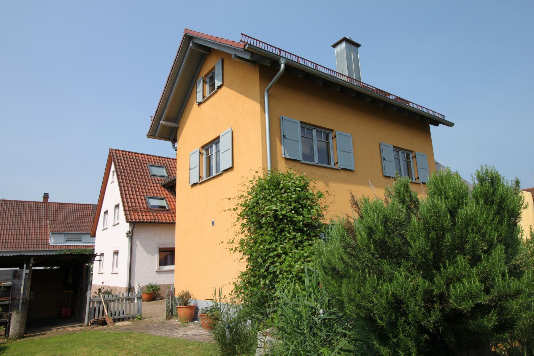 Zweifamilienhaus Rheinstetten
